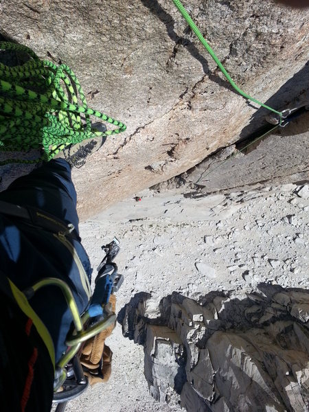Looking down the stellar 4th pitch