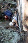 Rock Climbing Photo: Carpet Crack