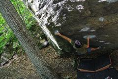 Rock Climbing Photo: Alan Baryudin