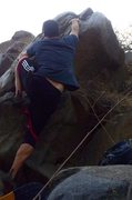 Rock Climbing Photo: Yellow Jacket