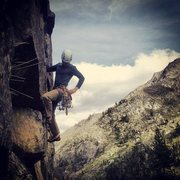Rock Climbing Photo: Climbing in Leavenworth, WA.