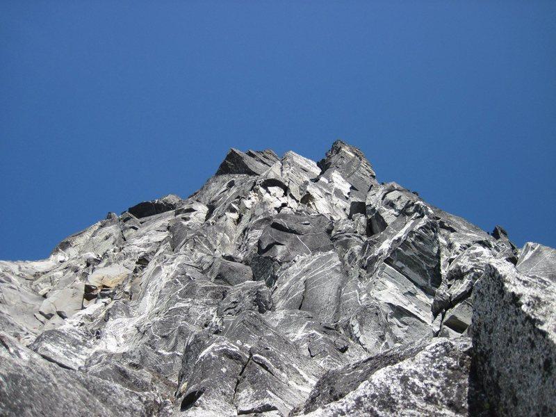 Rock Climbing Photo: East Ridge
