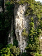 Rock Climbing Photo: Ao Po Nui Tower...2 pitch routes