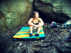 Rock Climbing Photo: edit