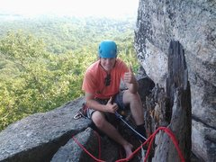 Rock Climbing Photo: just chilling 105 days