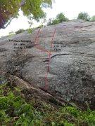 Rock Climbing Photo: Gervèze