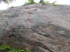 Rock Climbing Photo: Cheyenne