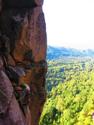 Rock Climbing Photo: Nathan Wiley, P3 of Rock On