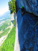 Rock Climbing Photo: Bellygood Ledge