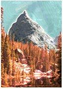 Rock Climbing Photo: Lone Eagle Peak