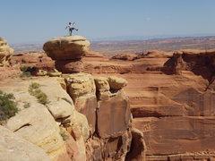 Rock Climbing Photo: i love it