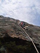 Rock Climbing Photo: Jonathan Baldassare on Science Friction