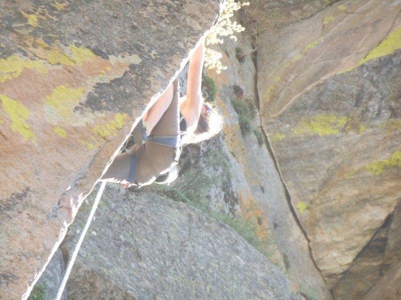 Rock Climbing Photo: colosseum