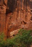 Rock Climbing Photo: having a good time.