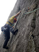 Rock Climbing Photo: Worth exiting the traverse near the start of The S...