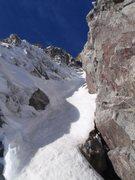 Rock Climbing Photo: Narrow