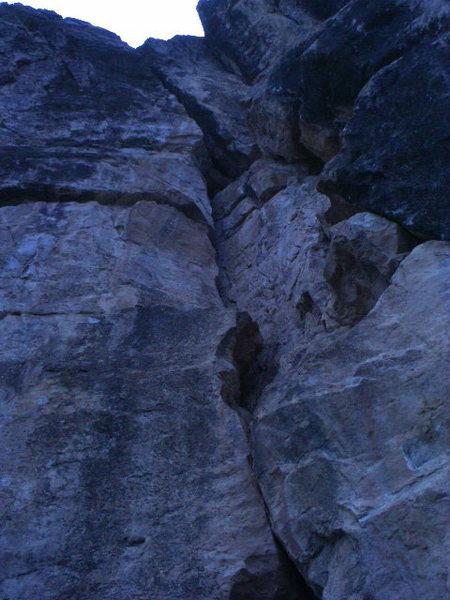 Rock Climbing Photo: Skyrat