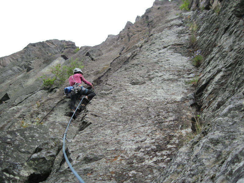 2nd pitch of Blownout