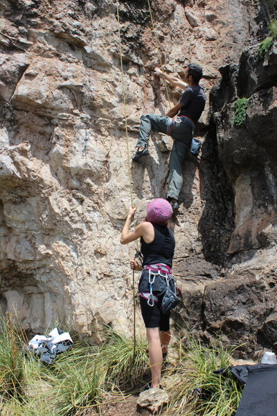 Dave on the beginning of Grand Finally  5.9-