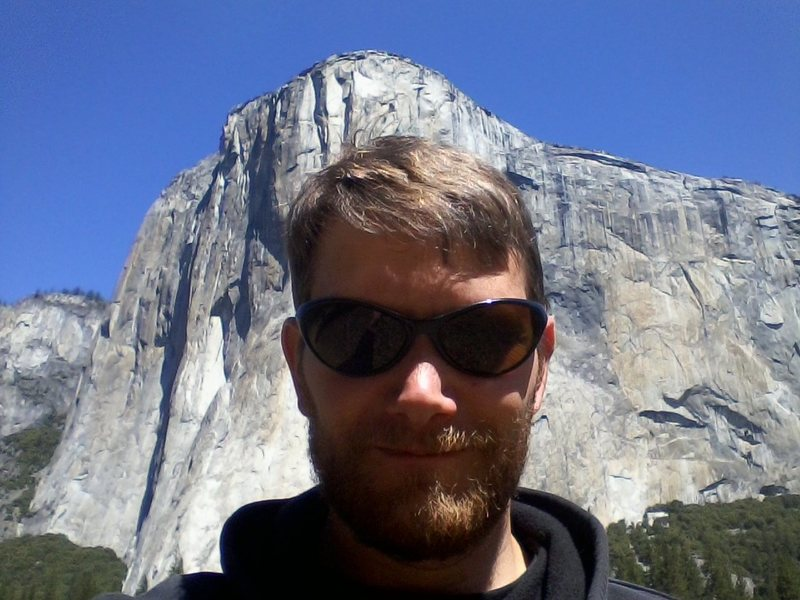 Rock Climbing Photo: Brad Barlage