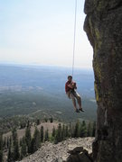 "Rock Climbing Photo: ""that route was awesome!"""