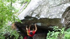 Rock Climbing Photo: Power Bottom. Photo: Blair Seidlitz