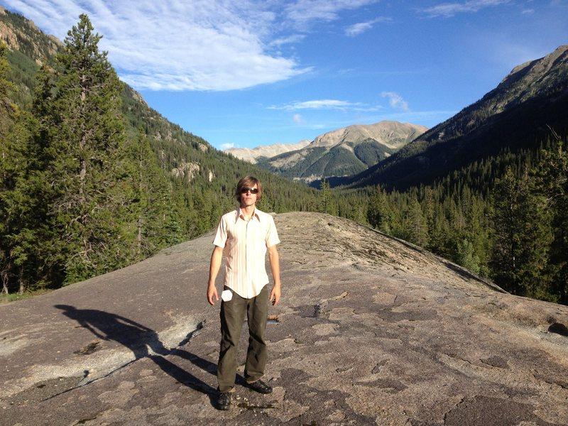 Rock Climbing Photo: Independence P