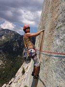 Rock Climbing Photo: The Vampire, Tahquitz