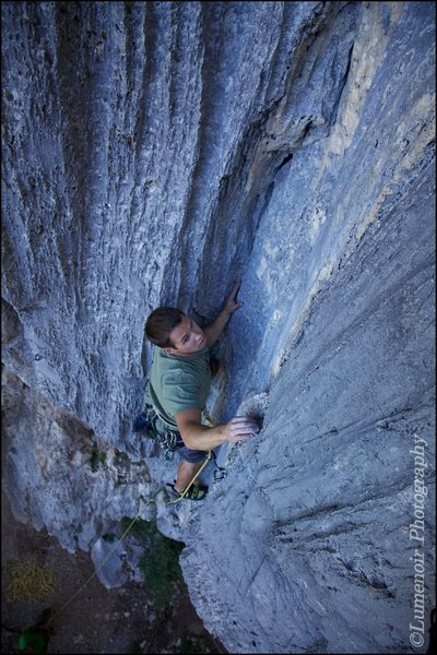 Rock Climbing Photo: The Rooster. (photo by Anatoly)