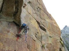 Rock Climbing Photo: P10 WFLT