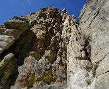 Rock Climbing Photo: photo: Mooner  A more comprehensive shot of the ro...