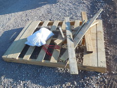 Rock Climbing Photo: While leaving trash at Texas Canyon is never accep...