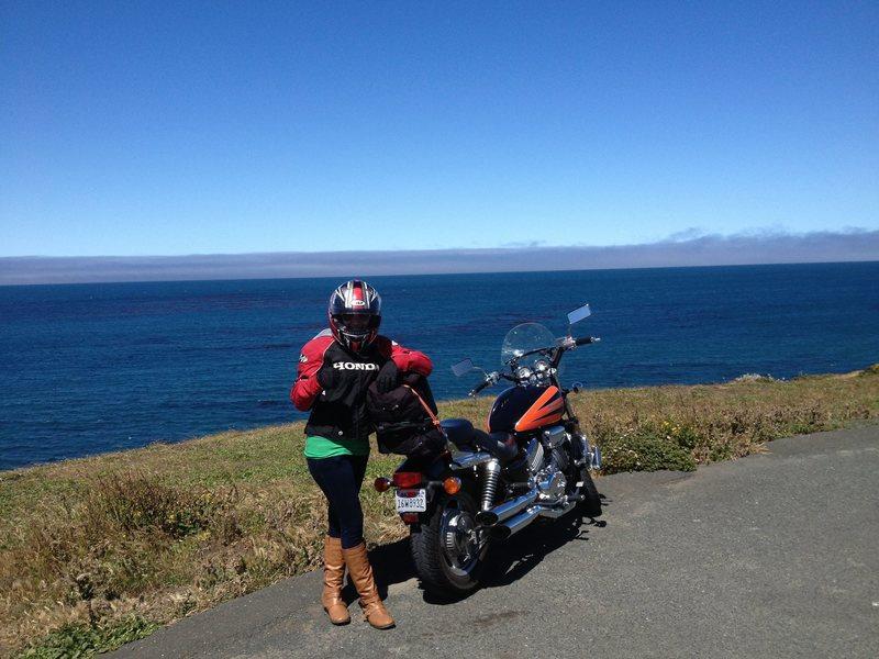 Rock Climbing Photo: Honda Magna