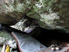 Rock Climbing Photo: Underworld