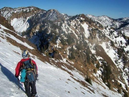 Monte Cristo, near Alta, UT