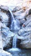 Rock Climbing Photo: Tanque Verde Falls