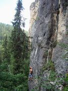 Rock Climbing Photo: Brian Stampe going to Texas.