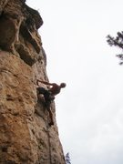 Rock Climbing Photo: Better Off Dead, 5.10c