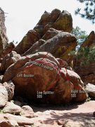 Rock Climbing Photo: I stole this photo from Chip's online guidebook. T...