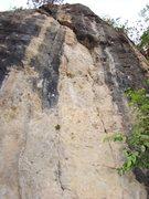 Rock Climbing Photo: Sins Wall (Left).