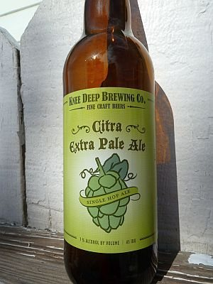 Knee Deep Brewing Citra Pale Ale