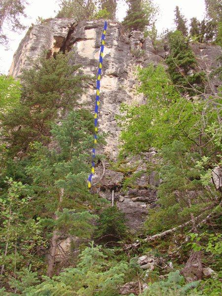 Rock Climbing Photo: Envy, 5.10c
