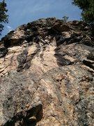 Rock Climbing Photo: Kung Pao Kitty.