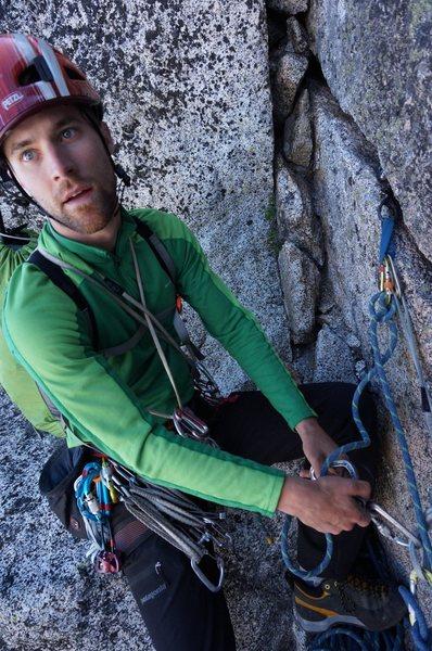 Rock Climbing Photo: Dragontail