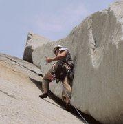 Rock Climbing Photo: GWB
