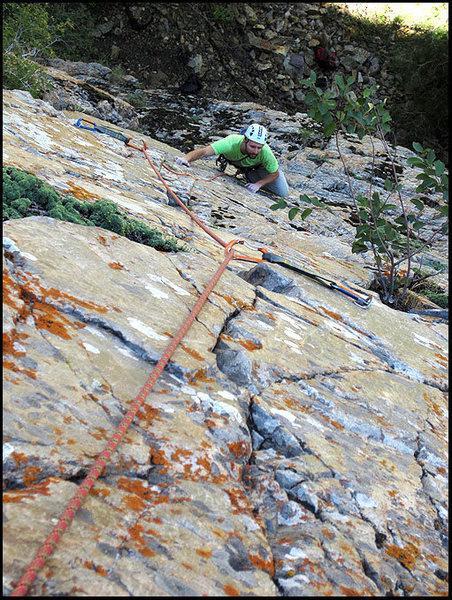 Rock Climbing Photo: The Predecessor