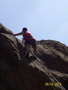 Rock Climbing Photo: Nabisco Canyon, Stoney Point, Simi Valley, CA