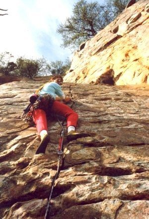 Rock Climbing Photo: TWall, Chattanooga TN