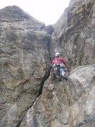 Rock Climbing Photo: P4.