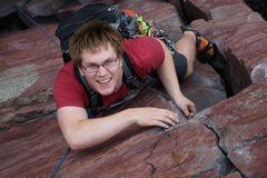 Rock Climbing Photo: Gabe